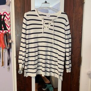 Stripped Old Navy Sweater